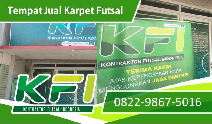 Tempat Jual Karpet Futsal