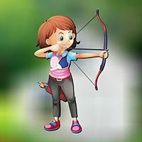 Avm Archery Girl Escape