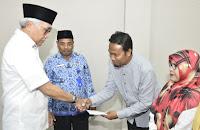 Wakil Bupati Kucurkan Rp180 Juta untuk Sejumlah Majelis Ta'lim di Kabupaten Bima