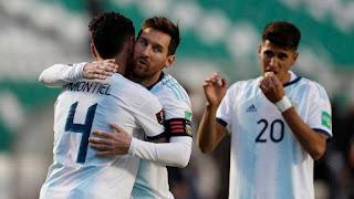 موعد مباراة الأرجنتين وبوليفيا في كوبا أمريكا