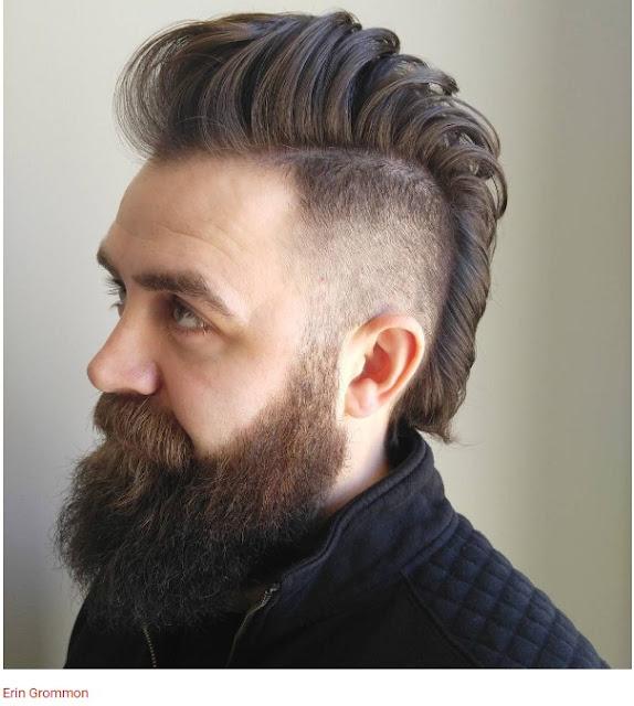 Rambut Cowok Keren