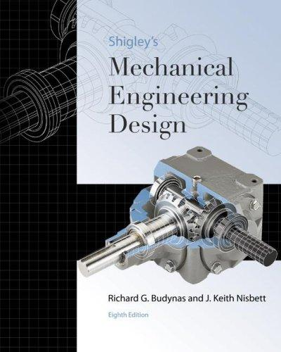 Shigleys Mechanical Engineering Design 10th Pdf