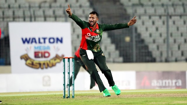 Shakib is full of one thousand wickets