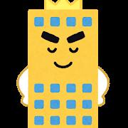会社のキャラクター(王様)