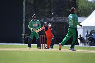 Netherlands vs Ireland 1st ODI 2021 Highlights