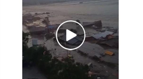 Ustaz di Indonesia ini dedahkan punca sebenar Tsunami & gempar bumi dahsyat yang berlaku!