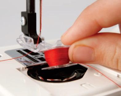 bobbin in sewing machine