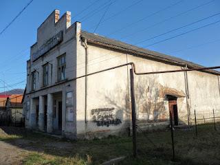 Чинадієво. Колишній будинок культури і кінотеатр «Карпати»
