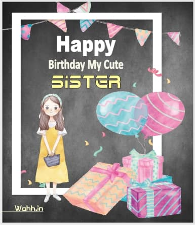 Birthday greetings for sister ideas in 2021