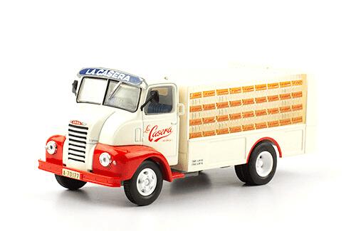 Ebro B15 1964 La Casera vehiculos de reparto y servicio
