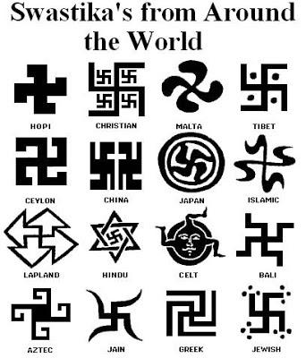 Mengenal Lebih Sejarah Simbol Swastika Tentara Nazi Jerman