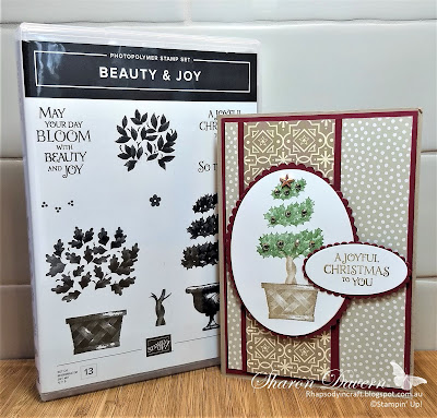 Beauty & Joy, Beauty and Joy, Night Before Christmas DSP, Christmas Card, Heart of Christmas, Rhapsody in Craft, Art with Heart