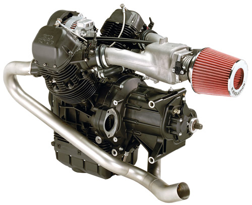 MPC Big Bore Moto Guzzi Engine