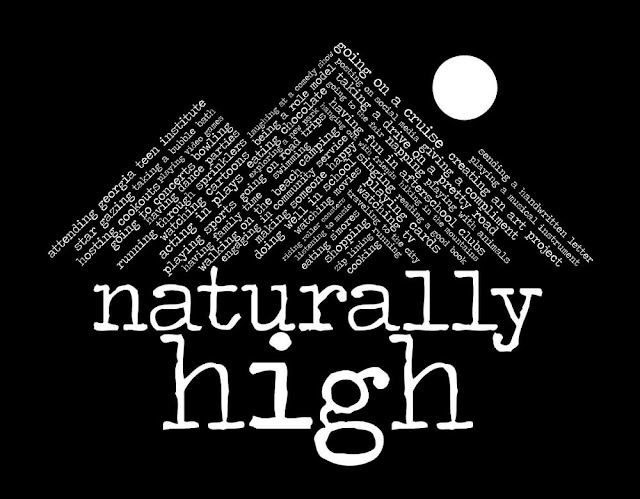 word art about natural highs