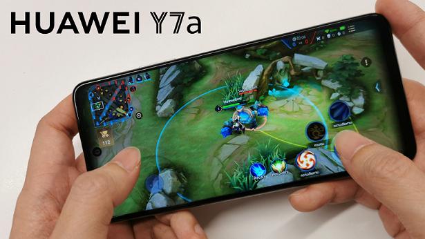 HUAWEI Y7a สมาร์ทโฟนสุดคุ้มสำหรับคอเกม ตัวจริงที่เกมเมอร์ต้องมี !