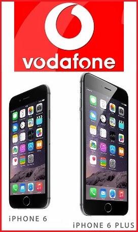 comprar iphone 6 vodafone