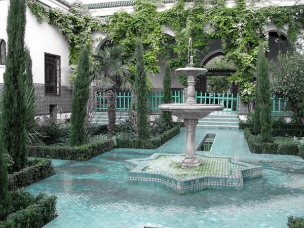 Nibelle Et Baudouin Jardins Dorient De Lalhambra Au Taj Mahal - Jardin-arabe