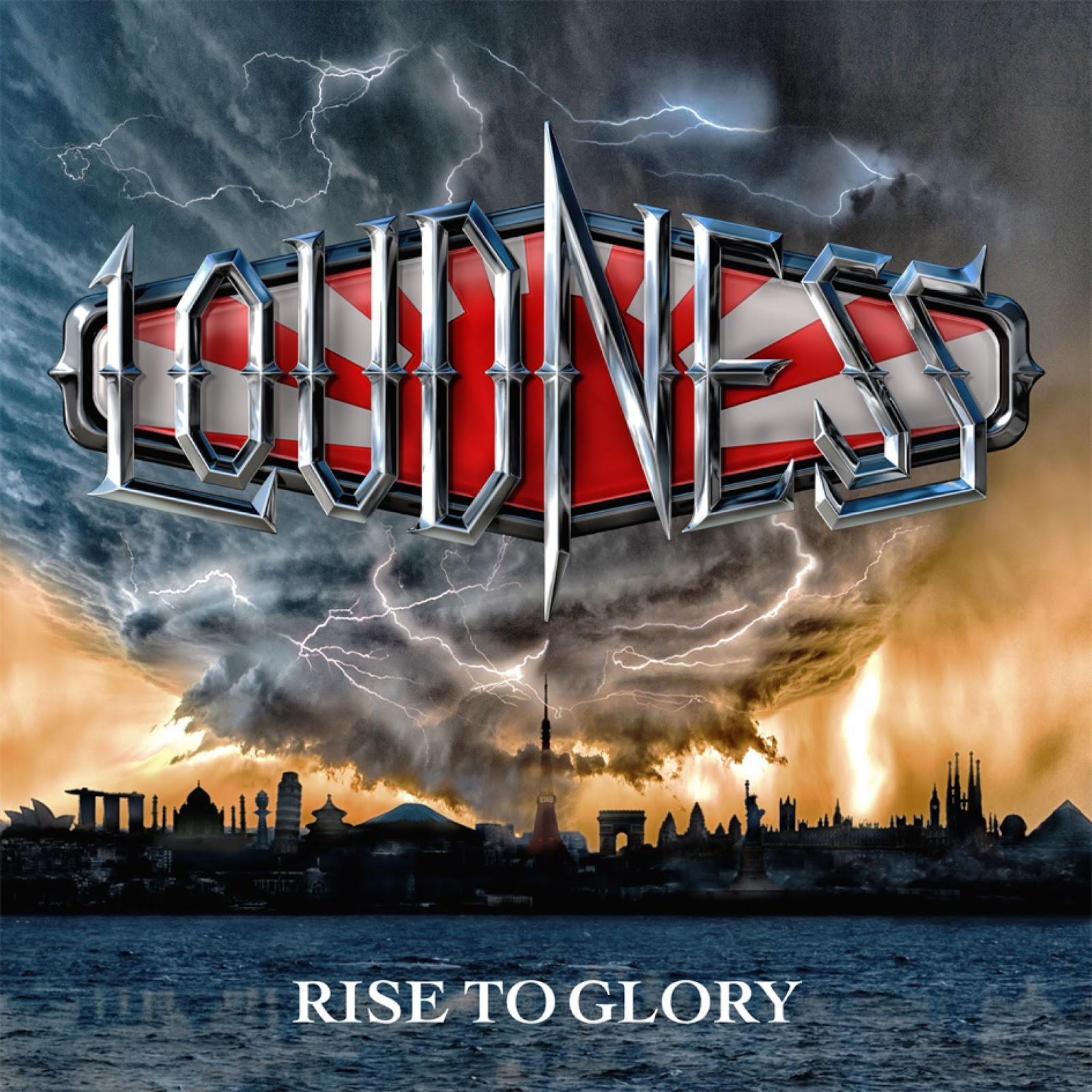 JP's Music Blog: Heavy Metal Band, Loudness Return With