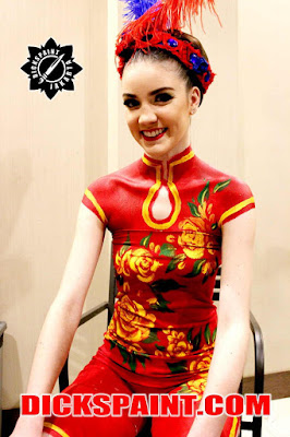 Body Painting Indonesia