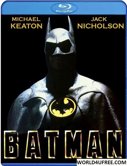 Batman (1989) Remastered Dual Audio [Hindi – Eng] 1080p | 720p BluRay ESub 10Bit x265 HEVC 1.6Gb | 700Mb