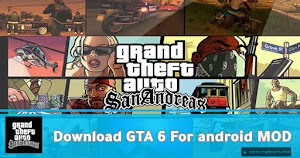 Download GTA 6 Mod apk OBB for Android - latest version