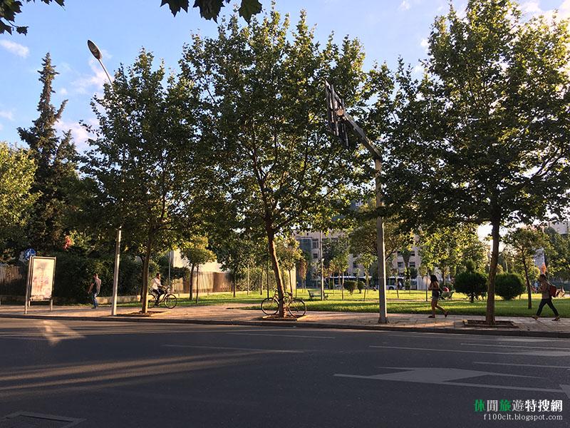 [阿爾巴尼亞.地拉那] 再度造訪阿爾巴尼亞首都 來看看三年來城市的改變