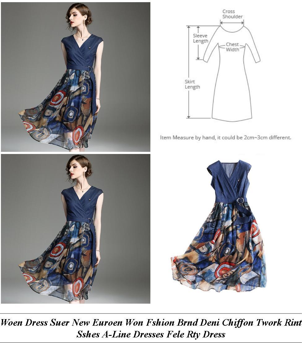 Coast Dresses - Cloth Sale - Gold Dress - Cheap Name Brand Clothes