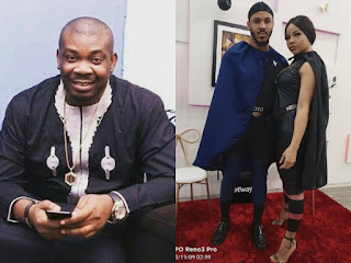 Don Jazzy Mocks Ozo, Nengi