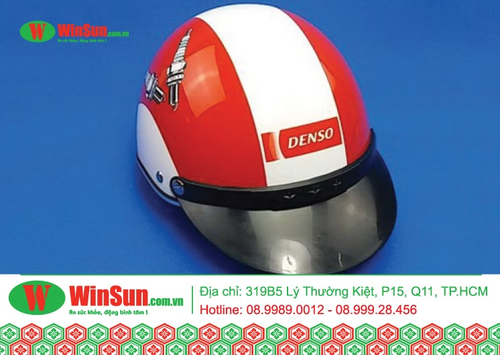 WinSun - Đơn vị sản xuất mũ bảo hiểm giá rẻ, chất lượng đảm bảo