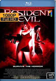 Resident Evil [2019] [1080p BRrip] [Latino-Inglés] [GoogleDrive]