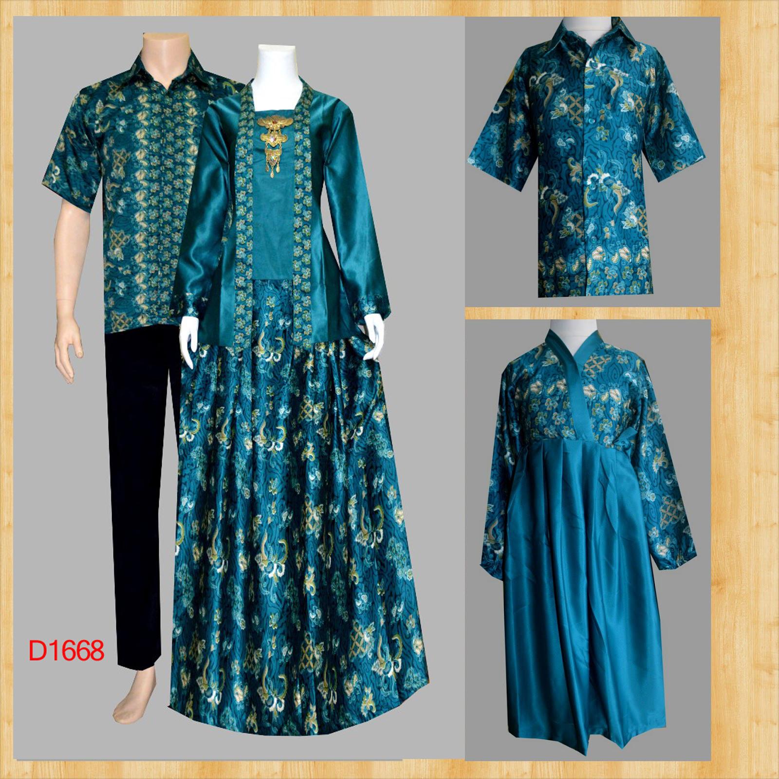 Model Baju Batik Kerja Kombinasi Kain Polos Ulasan Produk Terlaris
