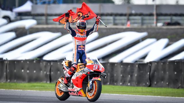 Hanya Repsol Honda yang Siap Balapan MotoGP di Qatar, Pengajuan Dorna di Tolak Pemerintah Qatar