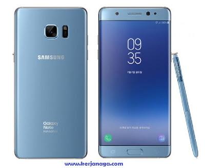 Harga Hp Samsung Galaxy Note FE Dan Review Spesifikasi Smarphone Terbaru - Update Hari Ini 2018