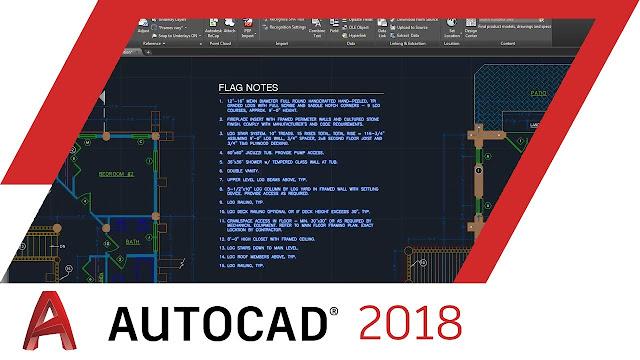 AutoDesk 2018