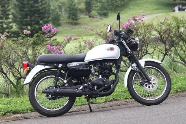 Ini Pilihan Motor Retro Modern