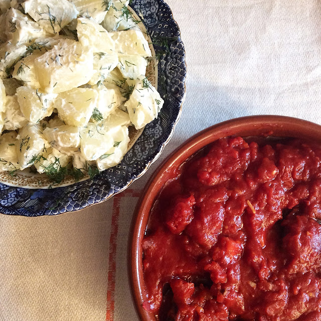 summer side dishes, BBQ side dishes