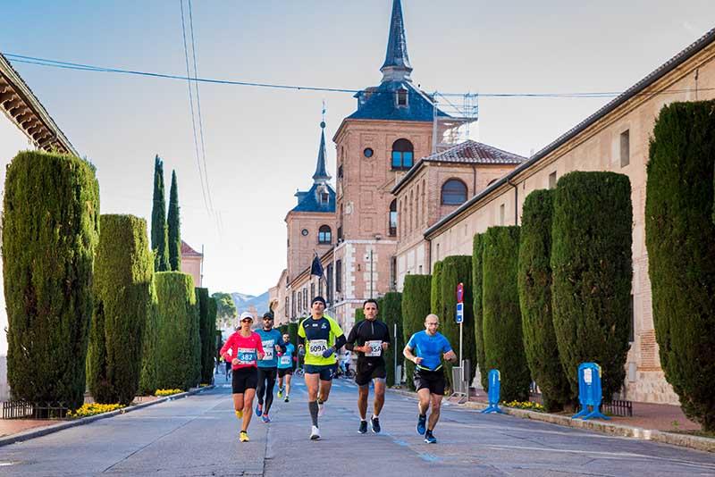 Maratón Alcalá de Henares