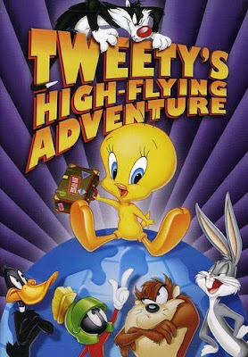 Tweety's High-Flying Adventure (2000) Dual Audio [Hindi – Eng] 720p WEBRip HEVC x265 ESub