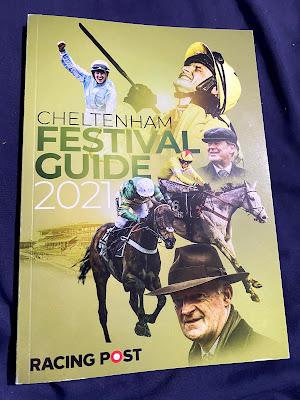 Racing Post Cheltenham Guide 2021