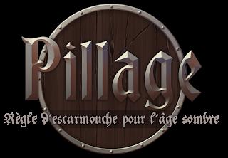 Pillage (Noodle Wargames) Logo