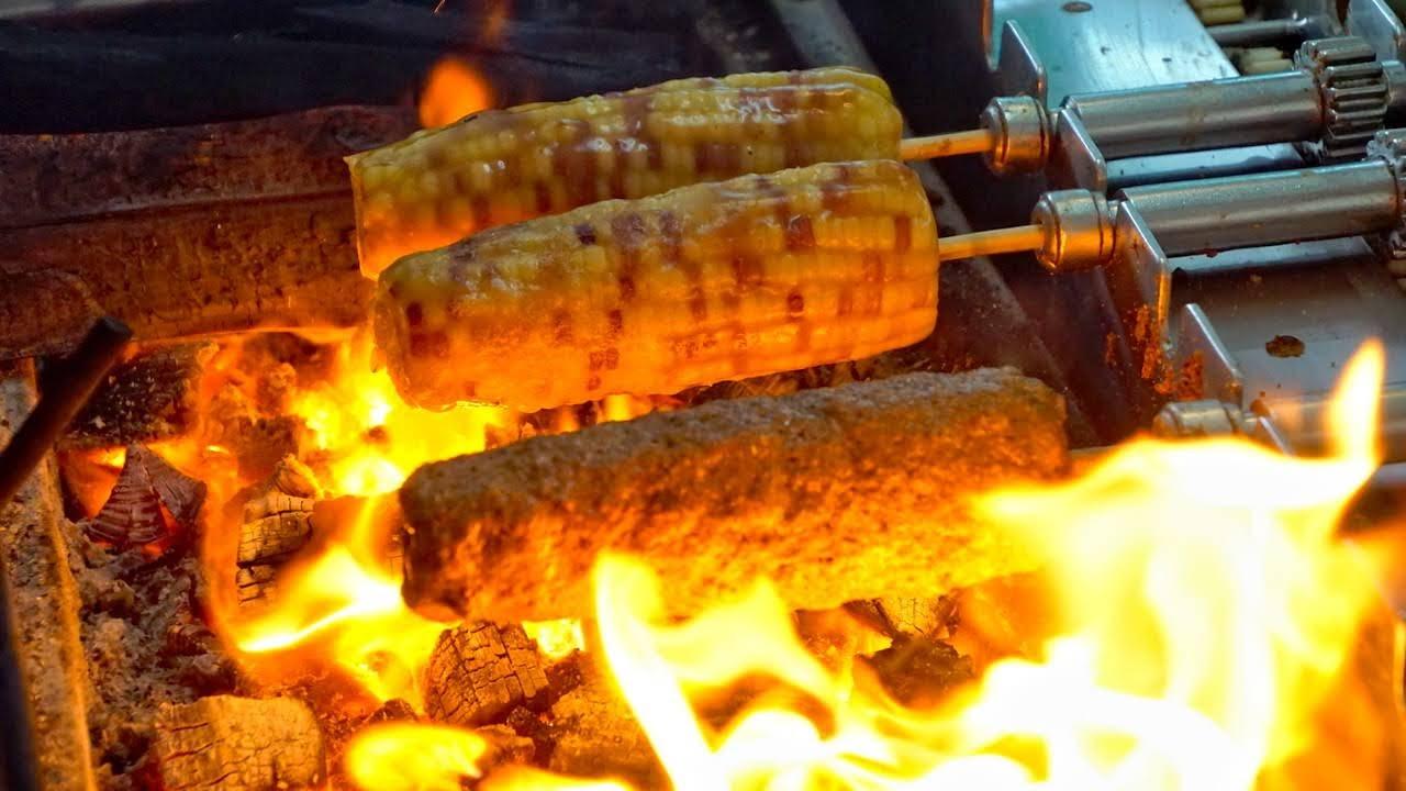 [台南][中西區] 南都石頭燜烤玉米|都市傳說中的賭神烤玉米|食記