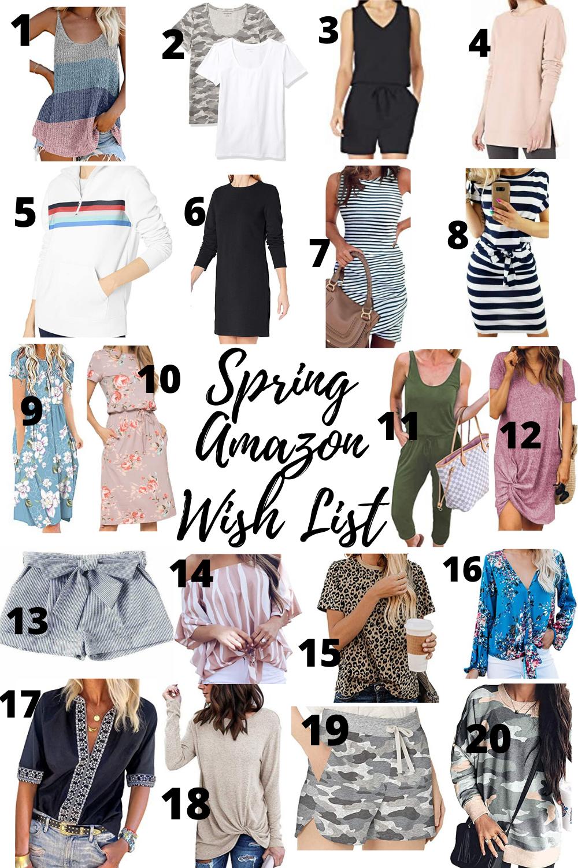 Spring Amazon Picks