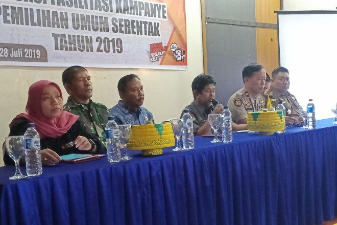 Pemilu Selesai, KPU Bone Gelar Rapat Evaluasi Bahas Kampanye