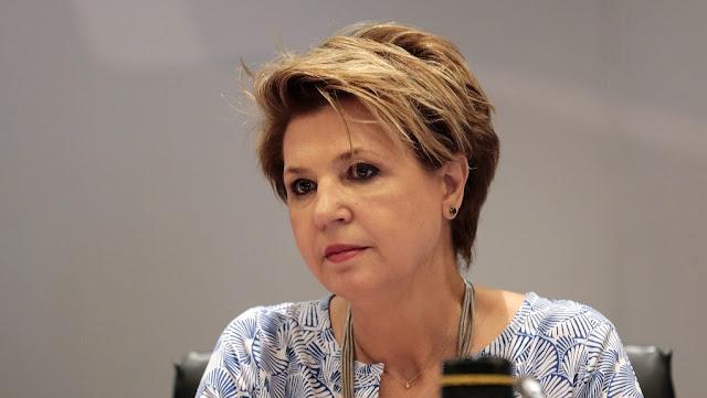 Όλγα Γεροβασίλη: Αντιλαμβάνονται σαν λάφυρο την ΕΛΑΣ και τους ανώτατους αξιωματικούς
