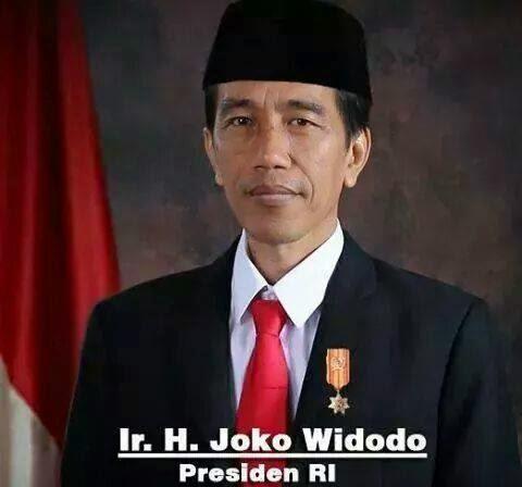 Puisi untuk presiden jokowi