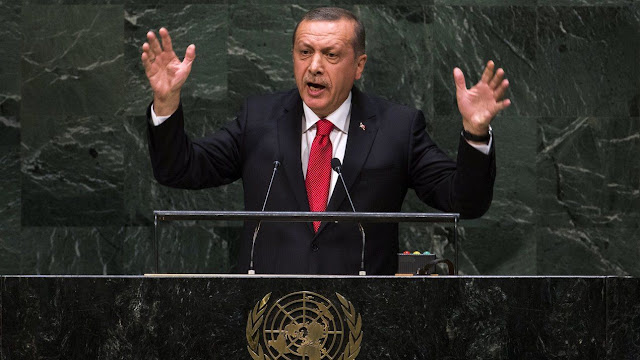Ερντογάν: Είμαι ανοιχτός σε win – win προτάσεις στην Ανατολική Μεσόγειο