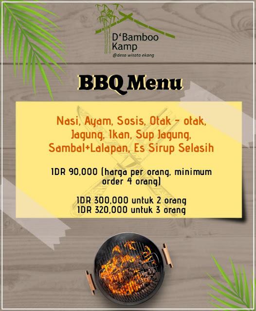 Promo paket BBQ