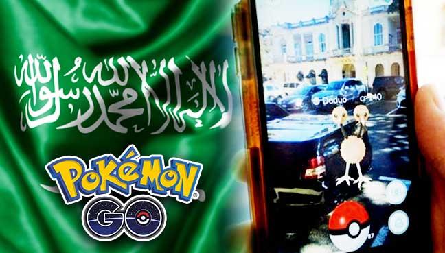 Arab Saudi Ulangi Fatwa Larang Permainan Pokemon Go