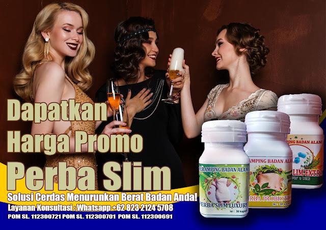Berapa Harga Produk Herbal Perba Slim?
