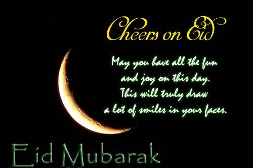 Eid Mubarak Quotes For Loved One's